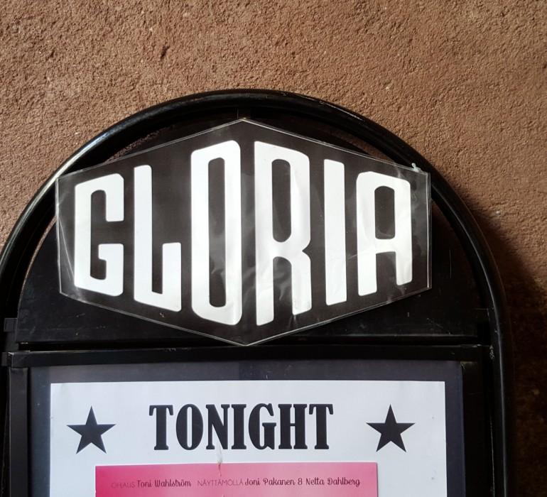 Kulttuuriareena Gloria, Pieni Roobertinkatu 12