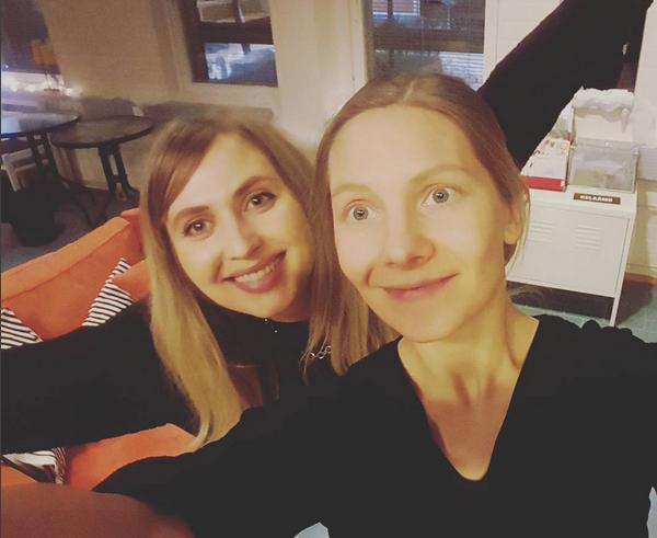 Hej från Flickornas hus i Kuopio!
