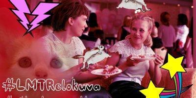 #LMTRelokuva Pre-party 26.5.