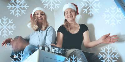 Hyvää Joulua! God Jul! Merry Christmas!