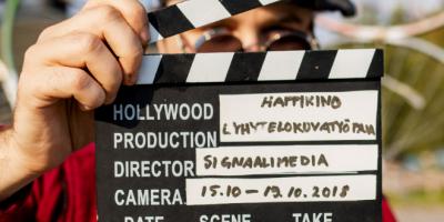 HappiKino-lyhytelokuvatyöpaja