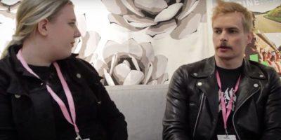 Johannes Holopaisen haastattelu Espoo Cinéssä