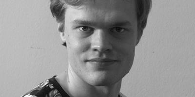 Mikko Peltotupa: käsikirjoitusta Aalto-yliopistossa