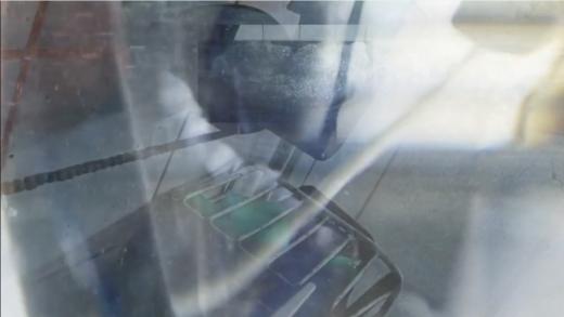 """Kuvakaappaus Lohjanseudun kuvataidekoulun opiskelijoiden videoteoksesta """"H2O"""""""