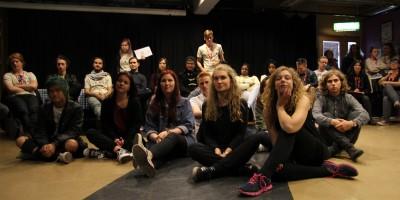 NUFF Film Workshop i Tromsø, Norge