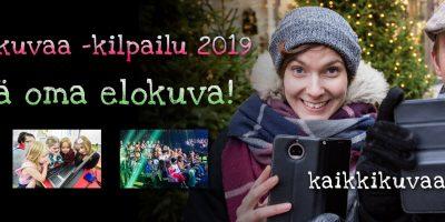 Kaikki kuvaa -kilpailu 2019