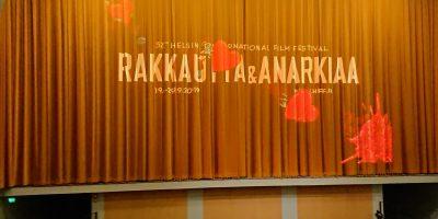 Naishahmoja Rakkautta & Anarkiaa -festarien elokuvissa